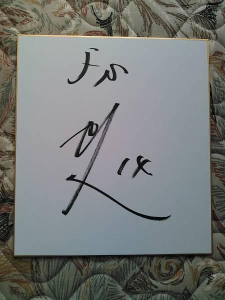 北海道 日本ハム ファイターズ 加藤 貴之 #14 直筆 サイン 色紙