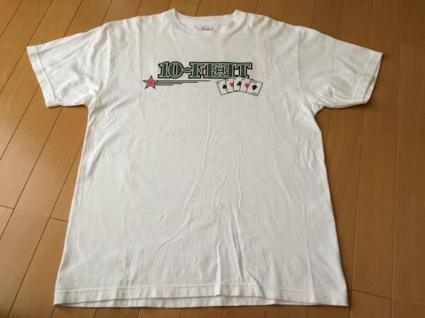 10-FEET(TAKUMA × NAOKI × KOICHI) - Tシャツ 京都大作戦