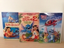 DVD☆ディズニー、Lilo&Stitch「リロ&スティッチ」3本