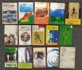 宇佐見彰朗・河野謙三、昭和50年前半のマラソン本、15冊。マラソンはいま大変なブームだが、その初期の頃の本を集めてみました。稀覯本
