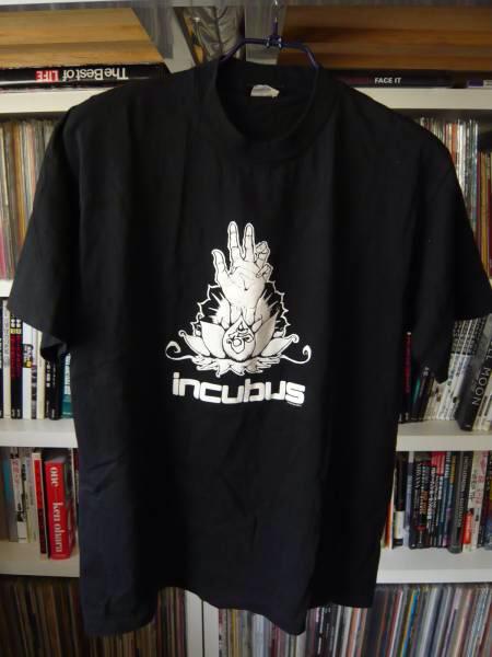 INCUBUS インキュバス Tシャツ Korn Linkin LIMP BIZKITレッチリ