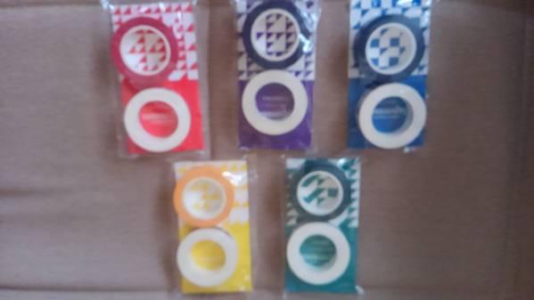 ■即決*送料無料■【新品】嵐ジャポニズム 限定マスキングテープ 5色セット