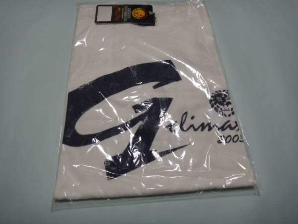 新日本プロレス2003G1クライマックスオフィシャルTシャツ グッズの画像