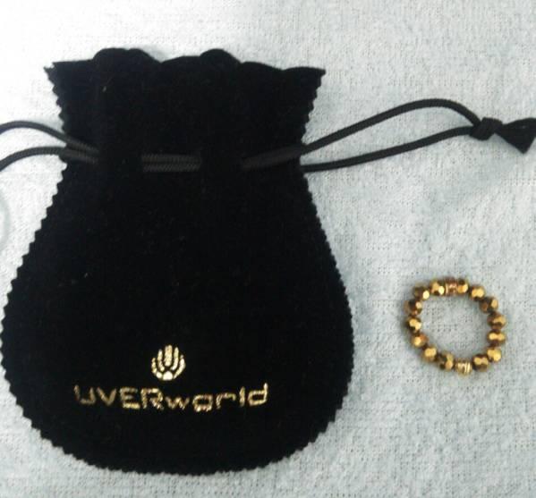 信人プロデュース ビーズリング 「UVERworld LIVE TOUR 2013」