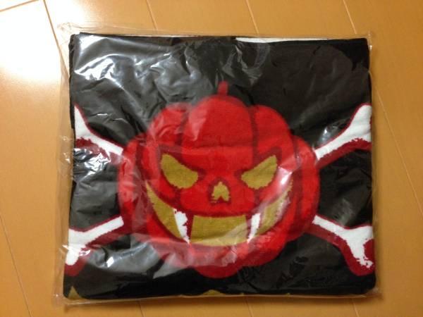 非売品・未使用品☆VAMPS☆HALLOWEENバスタオル