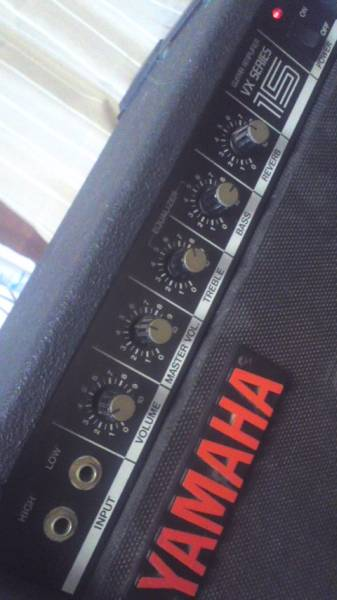 YAMAHA VX SERIES 15 15W 日本楽器製造株式会社 ヤマハ
