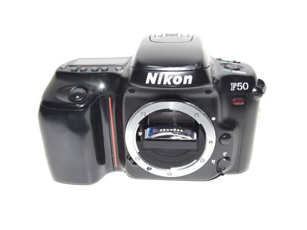 ニコンF50 ボデー