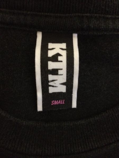 [即決古着]ケツメイシ/KTM/2008年ツアーTシャツ/半袖/キューブ/黒/ブラック/S_画像3