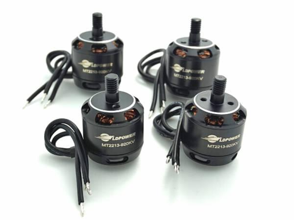 AquaPC★LDP 2213/920KV Brushless Motor CW2/CCW2 (4pcs)★