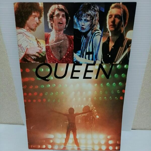 中古●Queen Japn Tour'79 クイーン日本公演パンフレット