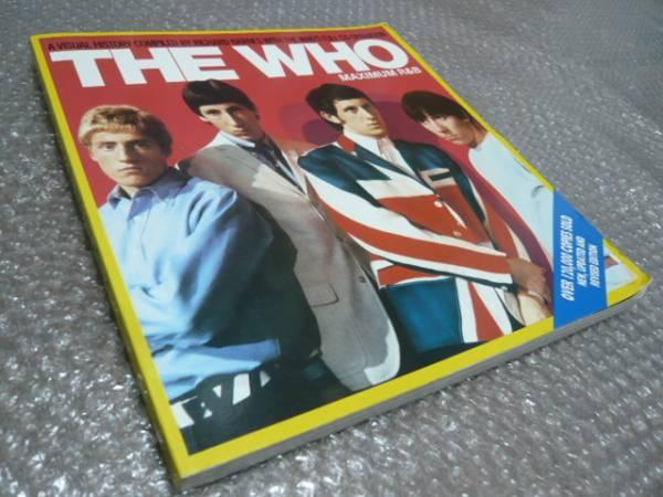 洋書★ザ・フー【写真集】THE WHO★ロックバンド