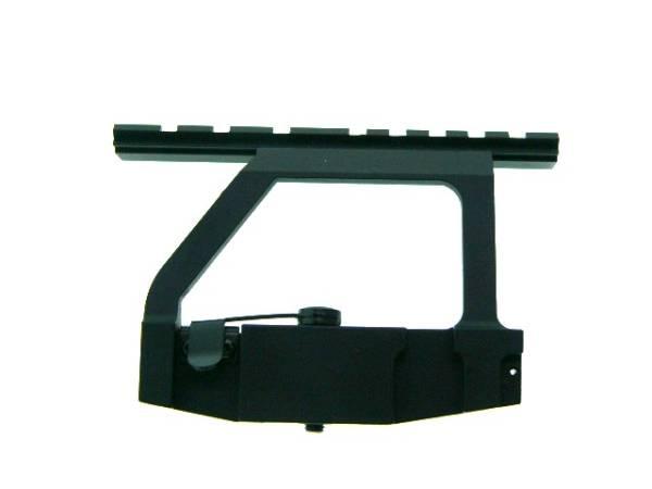 東京マルイAKS74N次世代AK102対応サイドロックマウントベース。_画像2