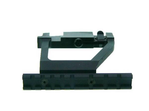 東京マルイAKS74N次世代AK102対応サイドロックマウントベース。_画像1