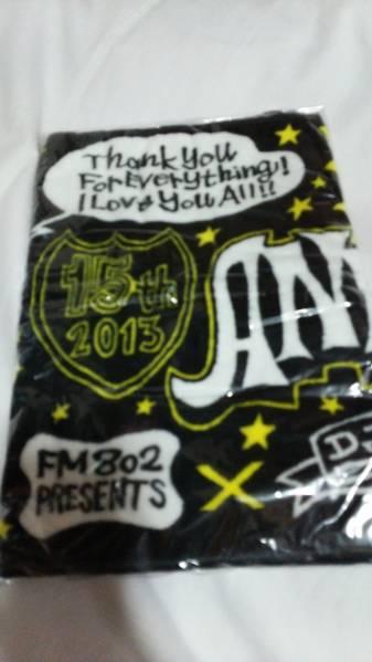 ★GLAY JIRO バギクラ タオル 15th 2013 大阪限定★