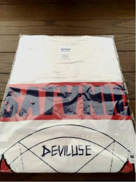 限定完売品 Deviluse サタニック Tシャツ SiM マンウィズ WANIMA