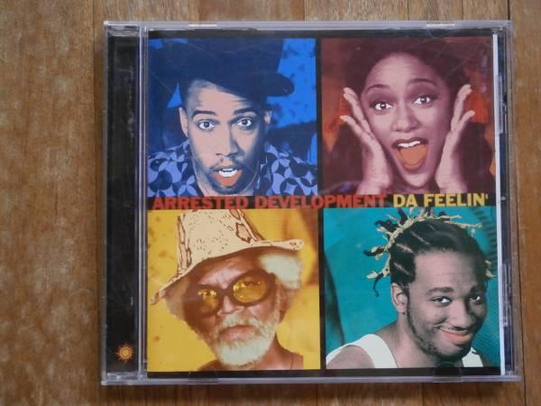 アレステッドディベロップメント DA FEELIN CD ヒップホップ_画像1