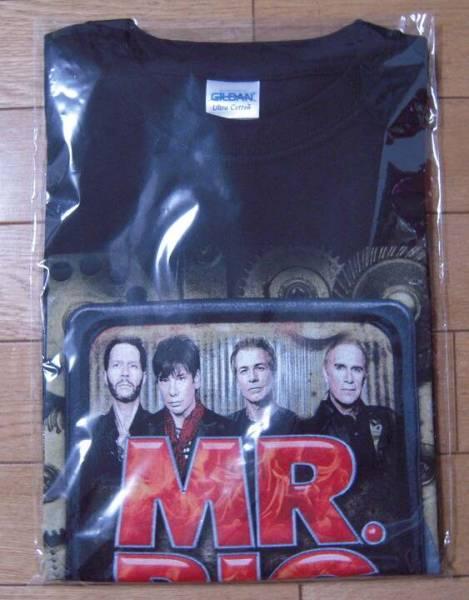 MR.BIG JAPAN TOUR 2014 オフィシャルTシャツ 未開封 新品 限定