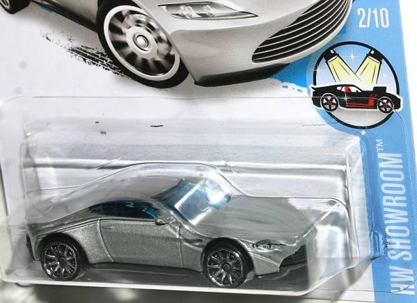 Hot Wheels 007 スペクター 1/64 アストンマーチン DB10 Aston Martin Spectre ボンドカー James Bond ジェームズ ボンド_画像2