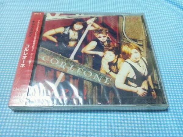 即決・新品CD!キャッズアイ/コルレオーネ*女子プロレス_画像1