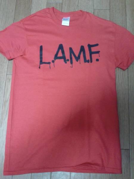 クロマニヨンズ マーシー LAMF Tシャツ