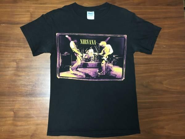 90s ビンテージ ニルバーナ NIRVANA ツアー Tシャツ Sサイズ 90年代 ヴィンテージ カートコバーン fear of god採用 バンドT