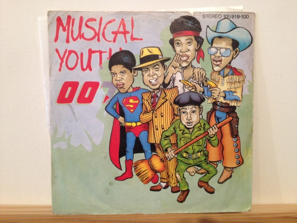 ◆Musical Youth/Do You Want My Love◆渋い哀愁KIDS REGGAE!