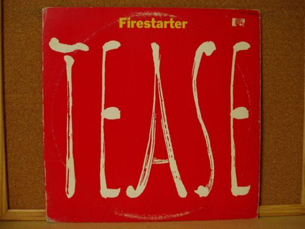 TEASE / FIRESTARTER_画像1