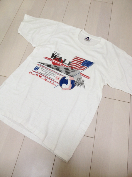 80's カンボジア内戦 Tシャツ 反戦 平和 DEAD KENNEDYS DISCHARGE CONFLICT DOA GBH GISM STLTH SEDITIONARIES UNDERCOVER USA ビンテージ グッズの画像