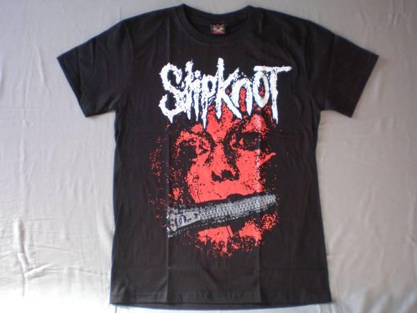 バンドTシャツ  スリップノット(slipknot)w1   新品 M