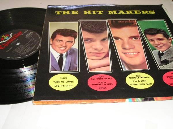 ファビアン& アバロン LP/THE HIT MAKERS US盤(Chancellor)_画像2