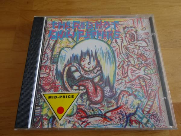 The Red Hot Chili Peppers レッド・ホット・チリ・ペッパーズCD_画像1