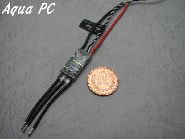 AquaPC★Mini ESC20A OPTO SimonK Firmware (4pcs)★