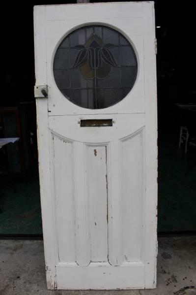 イギリス アンティークドア ステンドグラス ステンドグラスドア ドア ステンドガラス 英国製 p185_画像3