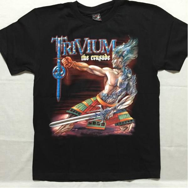 バンドTシャツ  トリヴィアム(TRIVIUM) 新品L