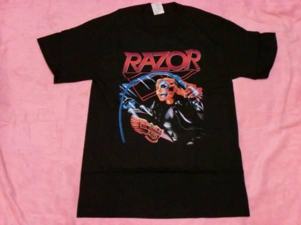 RAZOR レイザー Tシャツ S ロックT ツアーT Venom Slayer Metallica ライブグッズの画像