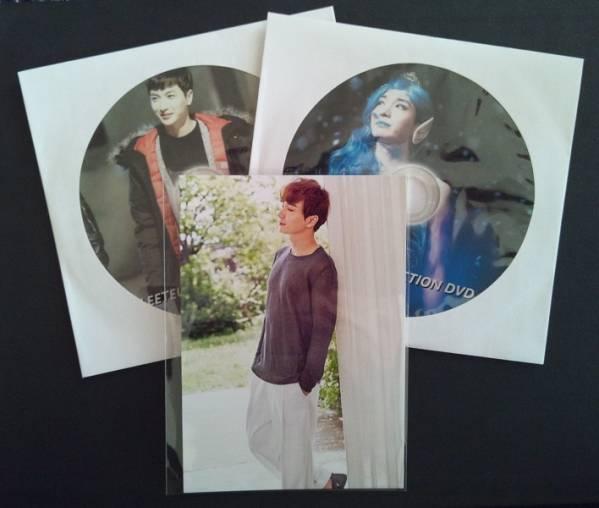 [特価!] Super Junior 生写真 イトゥク (+おまけ2DVD)5&6