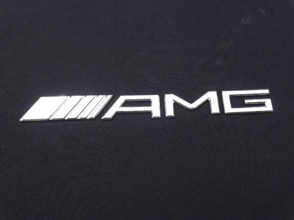 純正同型/リア/トランク/エンブレム『AMG』BENZベンツX204GLK300GLK350/後期/スポーツ/パッケージ/エディション/シュバルツ/4マチック/4WD_画像1