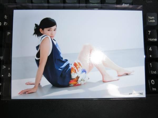 川口春奈 2015年カレンダー ワニブックス特典付録ポストカード