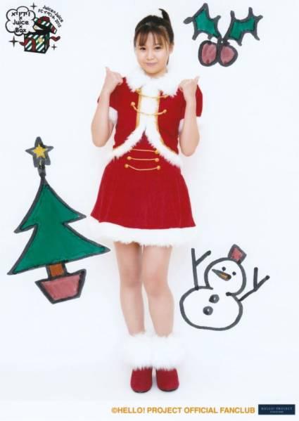 高木紗友希 Juice=Juice 12/23 クリスマスイベント2015 2L版 A
