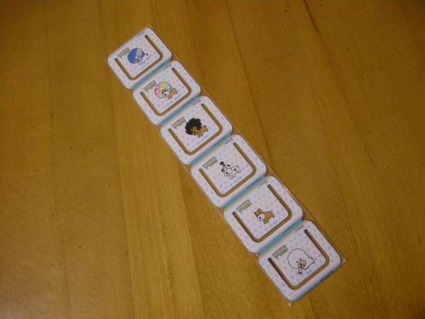 Netzトヨタオリジナル  アフロ犬  クリップです。 グッズの画像