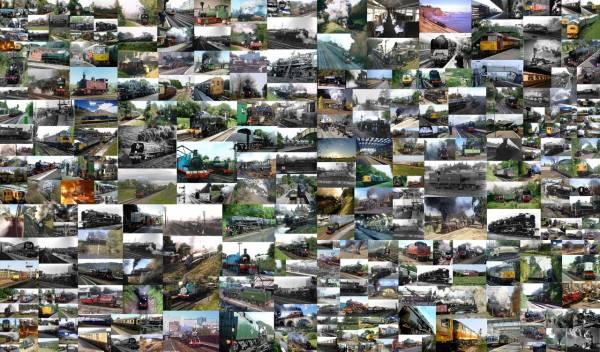 世界の列車電車蒸気機関車2400画像写真福袋素材/寝台車鉄道芸術_画像1