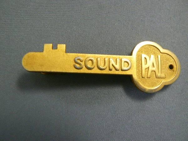 SOUND PAL,サウンド パル ネクタイピン、 タイピン