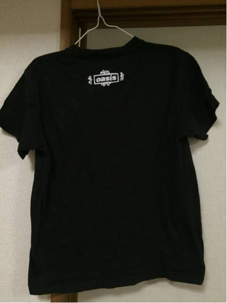 oasis バンドTシャツ S オアシスリアムノエル_画像3