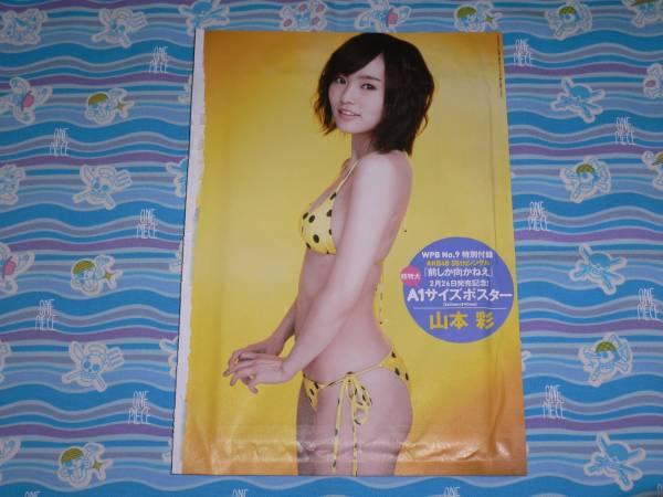 2014 山本彩 × 大島優子 A1サイズ 水着ポスター / 84×54cm