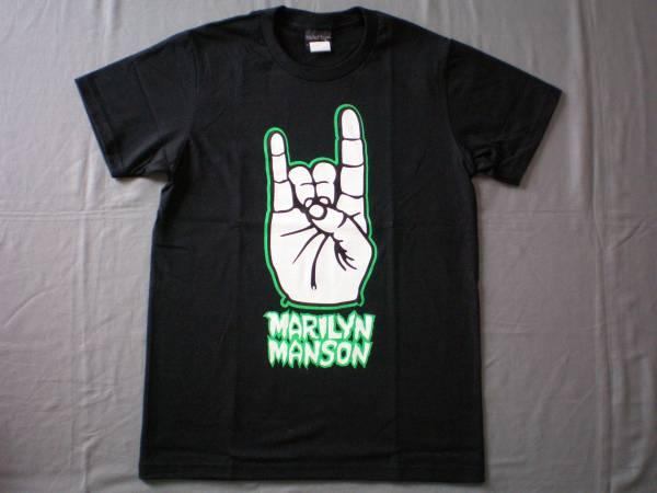 バンドTシャツ マリリンマンソン(Marilyn Manson)新品Mサイズ