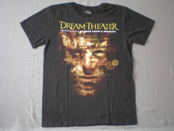 バンドTシャツ ドリーム・シアター (DREAM THEATER )w1新品 L