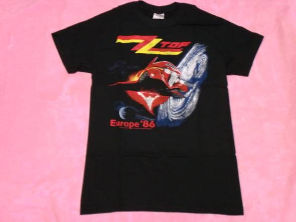 ZZ TOP ZZ トップ Tシャツ ロックT S バンドT ツアーT Foghat