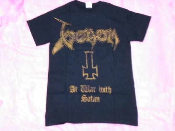 VENOM ヴェノム Tシャツ S ロックT バンドT Motorhead Sodom