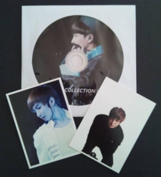 [特価!] Super Junior ミニフォトカード イトゥク (+おまけ)12