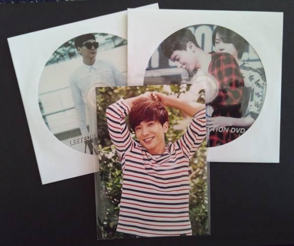 [特価!] Super Junior 生写真 イトゥク (+おまけ2DVD)3&4